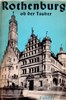 Picture of ROTHENBURG OB DER TAUBER - A GUIDEBOOK  (1972)