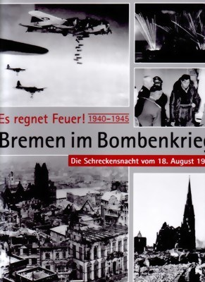 Picture of BREMEN IN THE BOMBING WAR - A PHOTOBOOK  (2004)