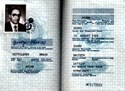 Bild von DDR:  EAST GERMAN PASSPORT – KRONS, GEORG  (1988)