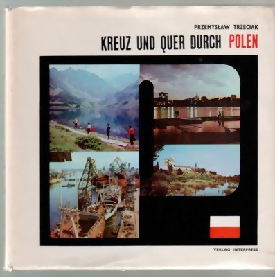 Picture of KREUZ UND QUER DURCH POLEN - A BOOK ABOUT  POLAND  (1972)