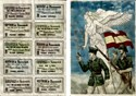 Picture of SPANISH CIVIL WAR RATION CARD AND POSTER - Victory