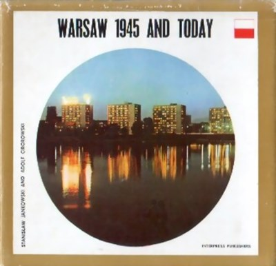 Bild von WARSAW - 1945 AND TODAY  (1971)