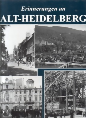 Picture of MEMORIES OF OLD HEIDELBERG - A PHOTOBOOK  (2001)
