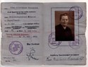Bild von WEIMAR GERMANY DRIVERs LICENSE - (Rosendahl - 1930)