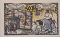 Picture of ANTI-SEMITIC NOTGELD: BRAKEL, 50 PFENNIG (1921)