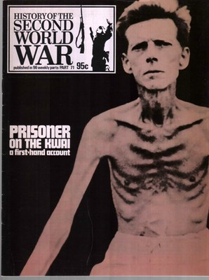 Picture of HISTORY OF THE SECOND WORLD WAR - PART 71  (1974)  (PRISONER OF THE KWAI)