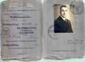Picture of GERMAN DRIVER'S LICENSE - WITT  (1939)