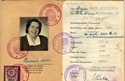 Picture of AUSTRIA:  IDENTITY CARD ISSUED IN OCCUPIED VIENNA  (DWORAK, MARIE - 1952)