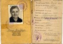 Picture of AUSTRIA:  IDENTITY CARD ISSUED IN OCCUPIED VIENNA  (BAUER, MARIE - 1946)