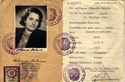 Picture of AUSTRIA:  IDENTITY CARD ISSUED IN OCCUPIED VIENNA  (HALAMA, JOHANNA - 1953)