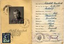 Picture of AUSTRIA:  IDENTITY CARD ISSUED IN OCCUPIED AMSTETTEN  (KERNSTOCK, ELISABETH - 1946)