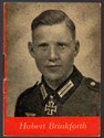 Picture of NAZI GERMANY:  WHW PROPAGANDA BOOKLET (TAG DER WEHRMACHT - HUBERT BRINKFORTH)