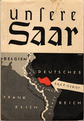 Picture of UNSERE SAAR  (1934)