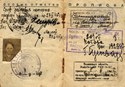 Picture of USSR:  PASSPORT FOR A UKRAINIAN  (1936)