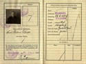 Picture of GERMANY:  PASSPORT - MEISTER  (1927)