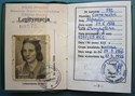 Picture of POLAND:  ID CARD ISSUED BY THE POLISH UNION OF PENSIONERS AND THE DISABLED  (Czestochowa - 1996)