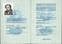 Bild von DDR:  EAST GERMAN PASSPORT – GNEUSS, LENA (1986)