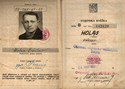 Picture of CZECHOSLOVAKIA:  MILITARY ID - HOLAS, VACLAV  (1951)