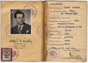 Picture of AUSTRIA:  IDENTITY CARD ISSUED IN OCCUPIED VIENNA  (FACHLER, ALBERT - 1951)