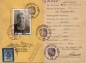 Picture of AUSTRIA:  IDENTITY CARD ISSUED IN OCCUPIED VIENNA  (KOZENY, MARIA - 1947)