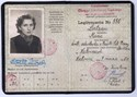 Picture of POLAND:  GOVERNMENT EMPLOYEE ID - KATOWICE  (Lietzau, Maria - 1950)