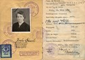 Picture of AUSTRIA:  IDENTITY CARD ISSUED IN OCCUPIED VIENNA  (GRIESSEL, JOSEFA - 1947)