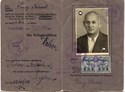 Picture of GERMANY:  DRIVER'S LICENSE  (Berlin - 1939)  (# 4904)