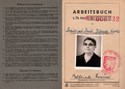 Picture of DDR:  ARBEITSBUCH  (Altenburg - 1948)  (# 4943)