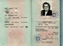 Picture of DDR:  EAST GERMAN PASSPORT  (Berlin - 1990)  (# 5397)