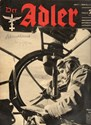 "Picture of NAZI GERMANY:  DER ADLER NEWSPAPER  (""Neuen Zielen entgegen"" - 06 January 1942)"