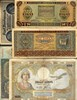 Picture of NAZI GERMANY and CROATIA BANKNOTE, COIN AND STAMP SET # 133