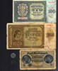 Picture of NAZI GERMANY and CROATIA BANKNOTE, COIN AND STAMP SET # 11