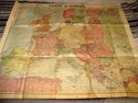 Picture of WWII FRENCH MAP OF EUROPE